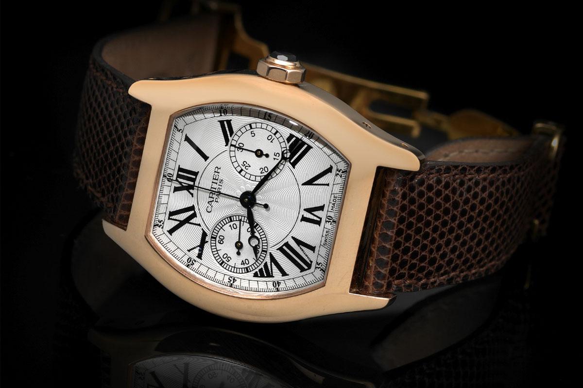 Cartier Tortue Monopoussoir
