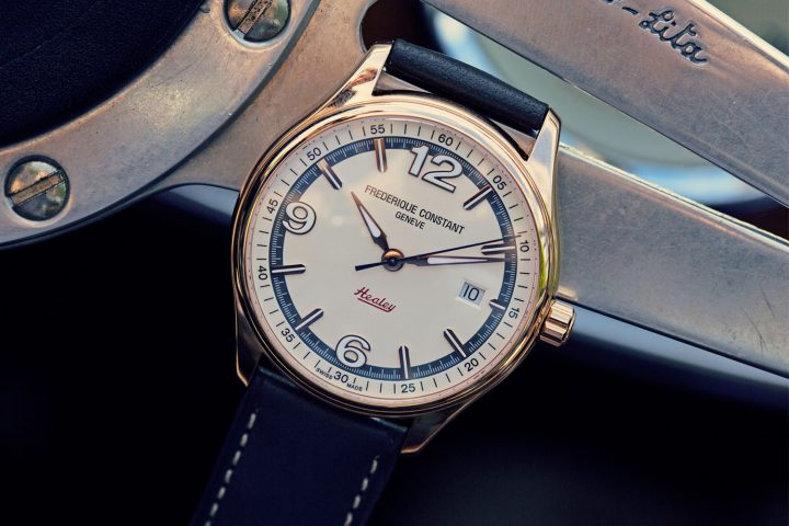 Frederique Constant Vintage Rally Limited Edition Austin Healey
