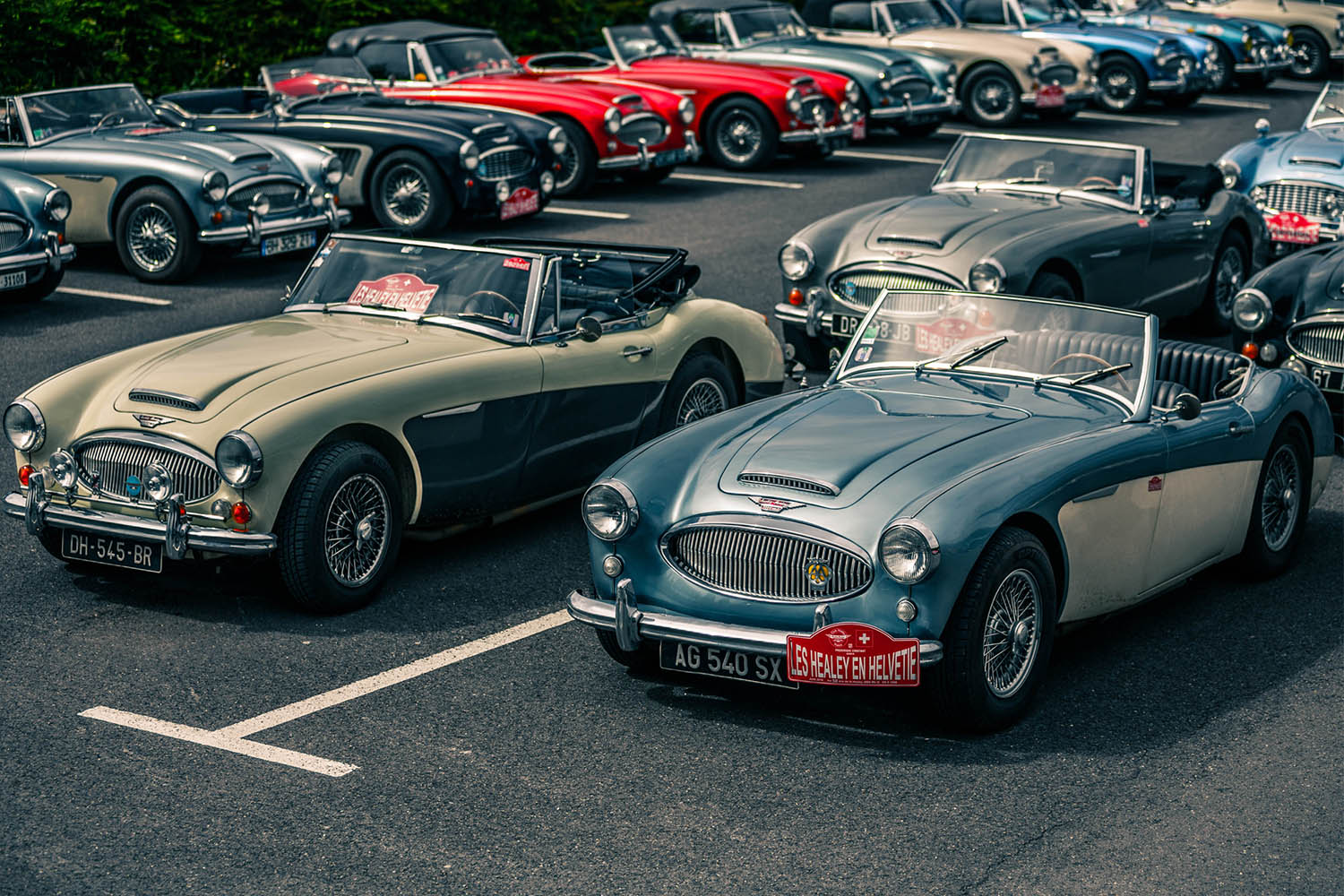 Frederique Constant Vintage Rally Limited Edition Austin Healey - 4 ...