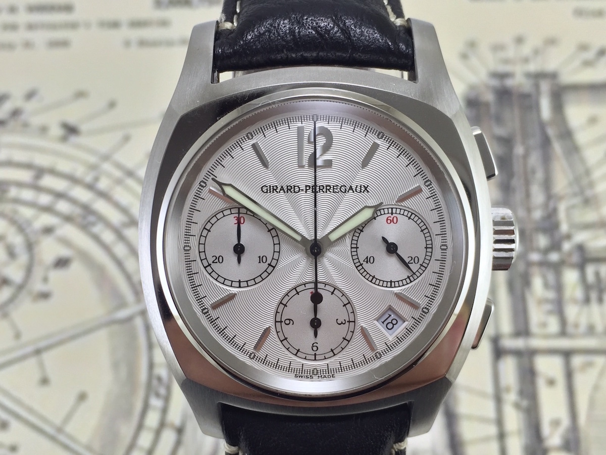 5 Cool Finds – Interesting Chronographs from Chopard, Constant, GP and Sinn (and one extra travel watch)