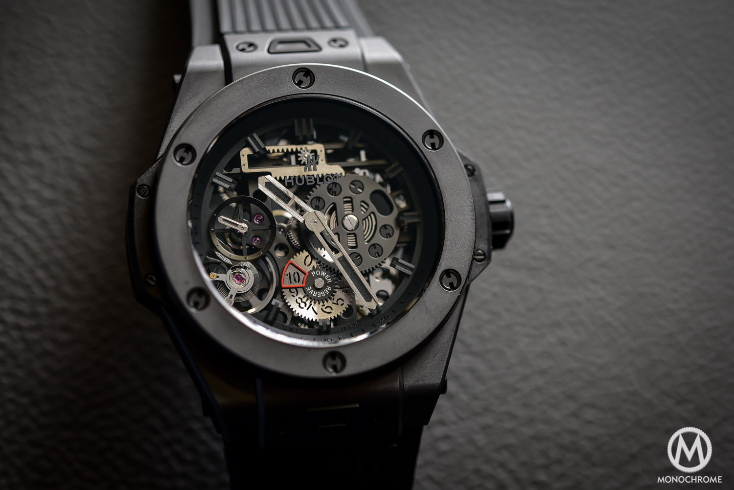 Hands On Hublot Big Bang Meca 10 With The Brands New