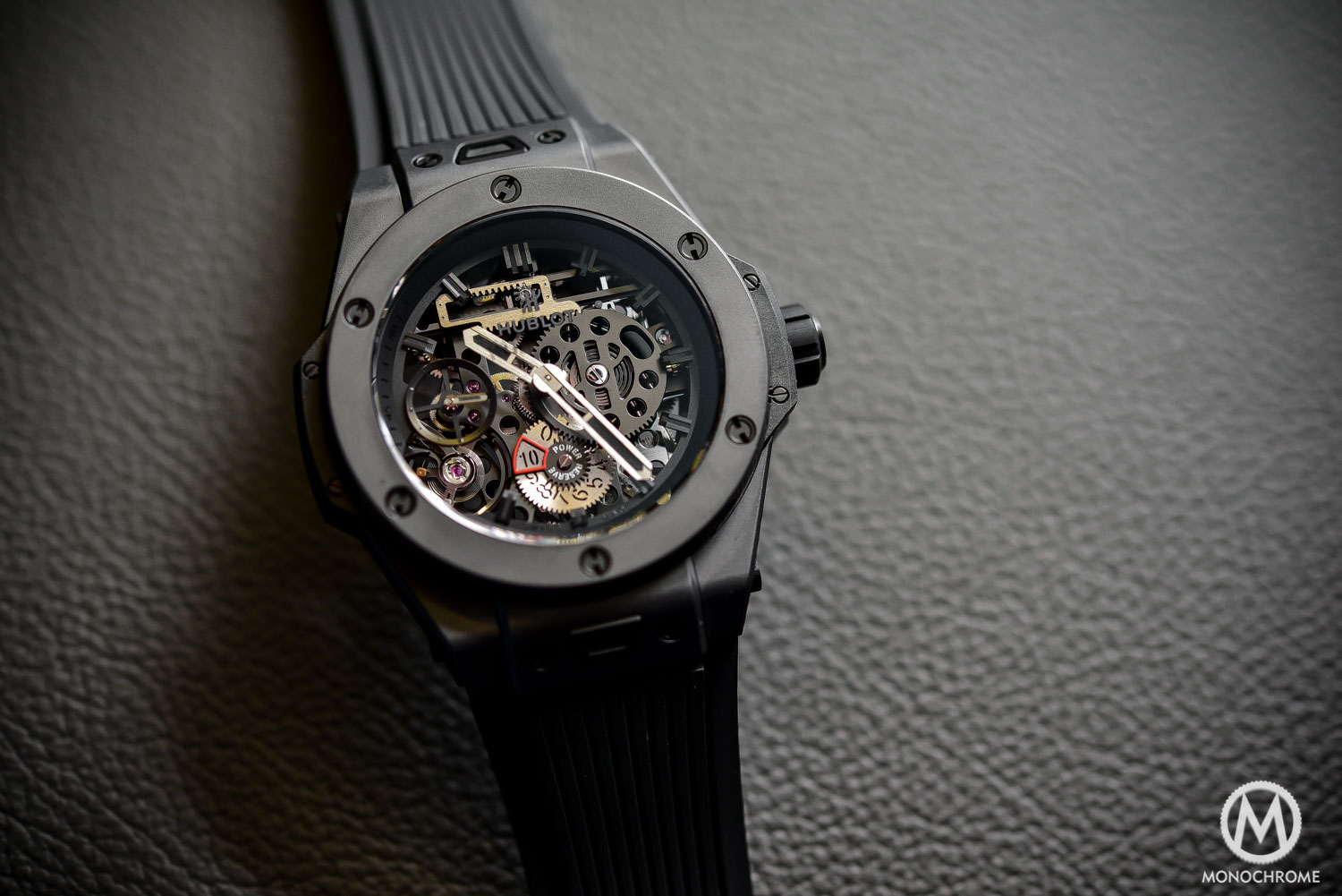 Hublot Big Bang Meca-10 All Black Ceramic
