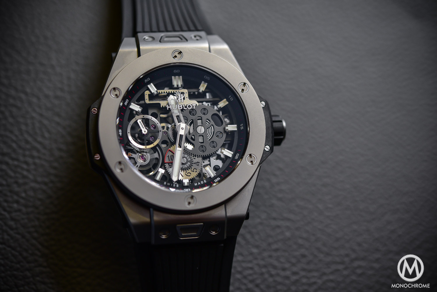 Most Expensive Watch In The World With Price >> Hands-on - Hublot Big Bang Meca-10, With The Brand's New 10-day Power Reserve Movement (specs ...