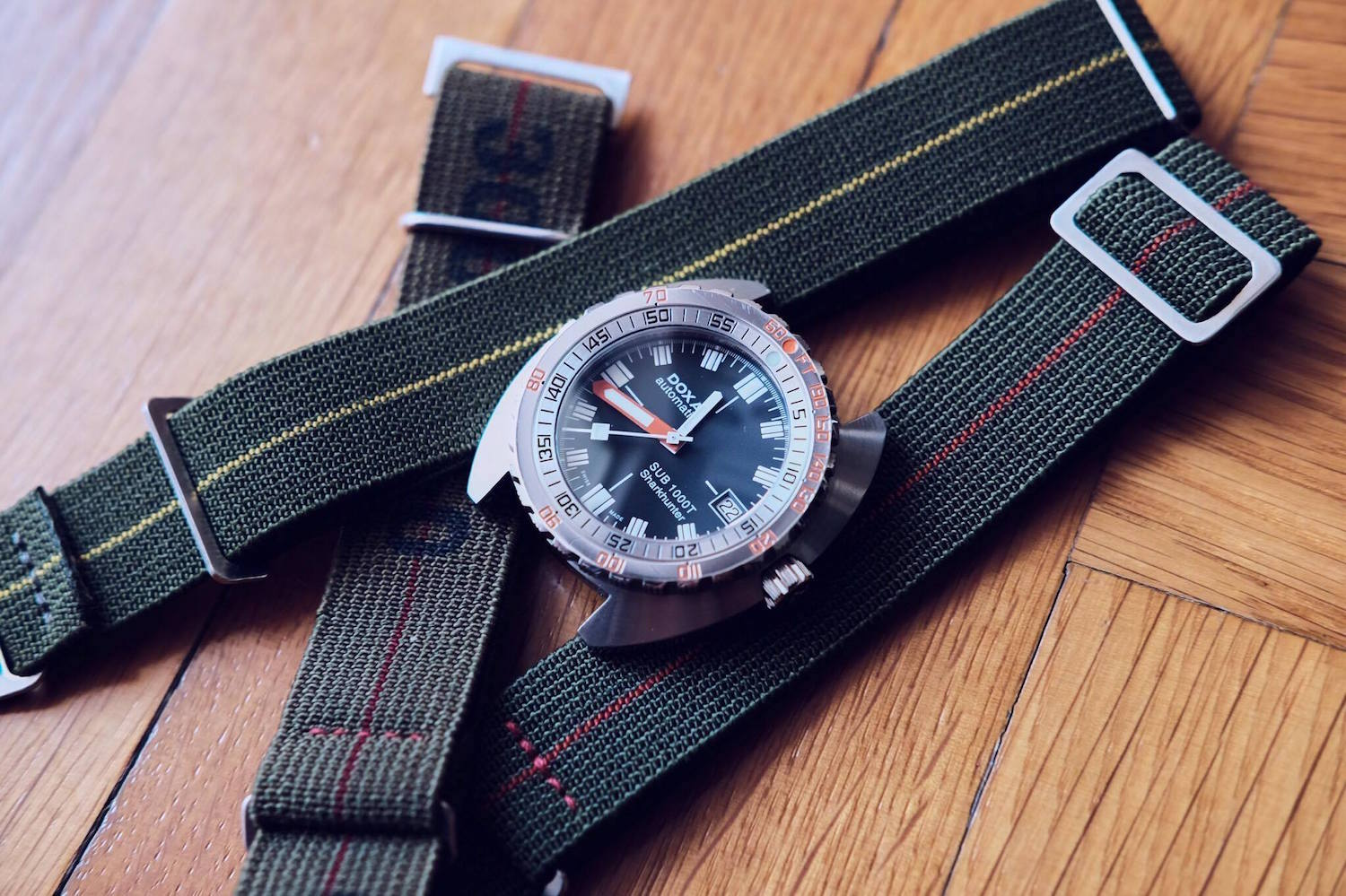 Marine Nationale Strap by ErikasOriginals