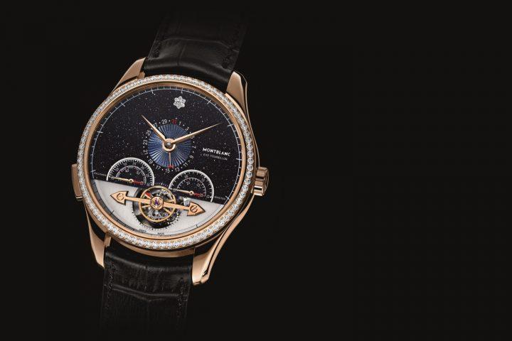 Montblanc Heritage Chronometrie ExoTourbillon Minute Chronograph