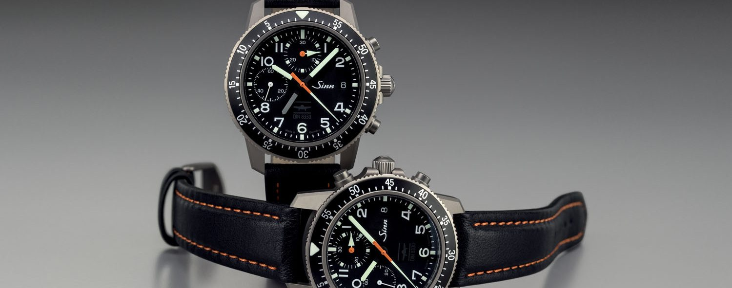Sinn introduces 3 Watches with DIN 8330 standards, the ...