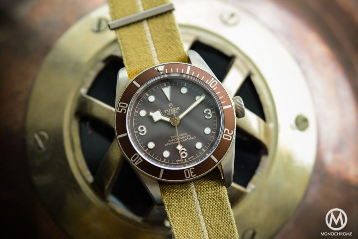 Tudor Heritage Black Bay Bronze 79250BM - review