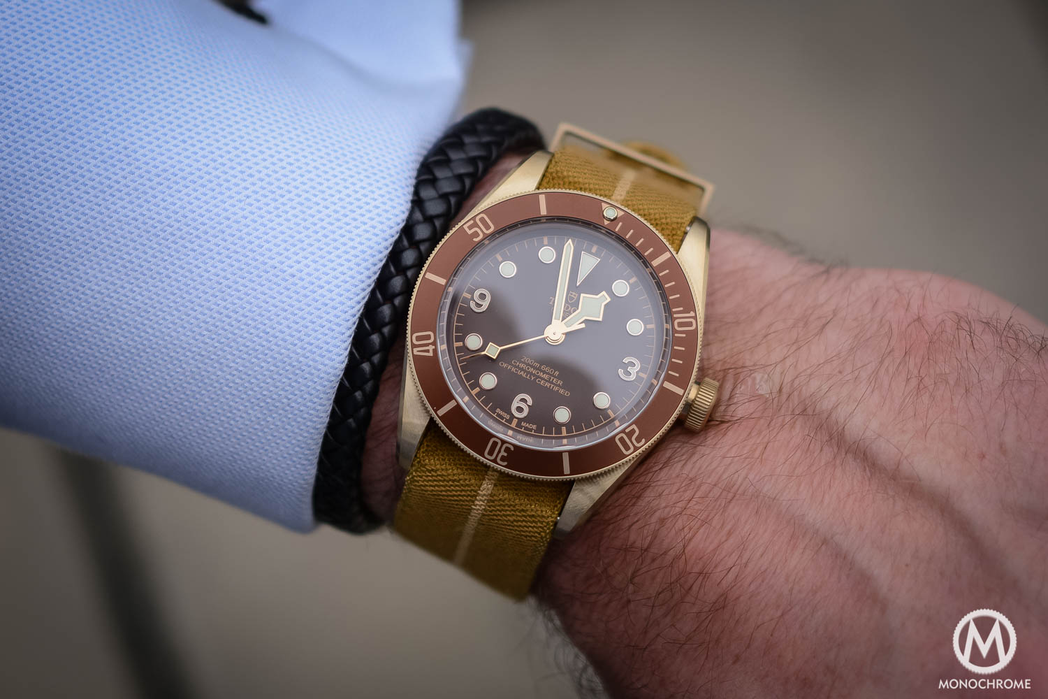 A Closer Look At The Tudor Heritage Black Bay Bronze 79250BM, One Of 2016 Main Highlights (Review with Video, Specs & Price)