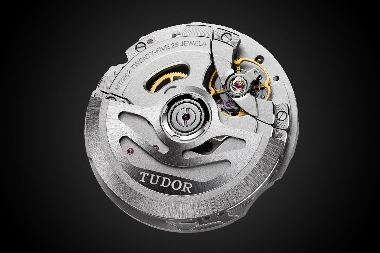 Tudor Heritage Black Bay Calibre MT5602