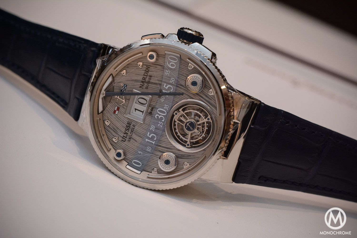 Ulysse Nardin Grand Deck Marine Tourbillon copy watch