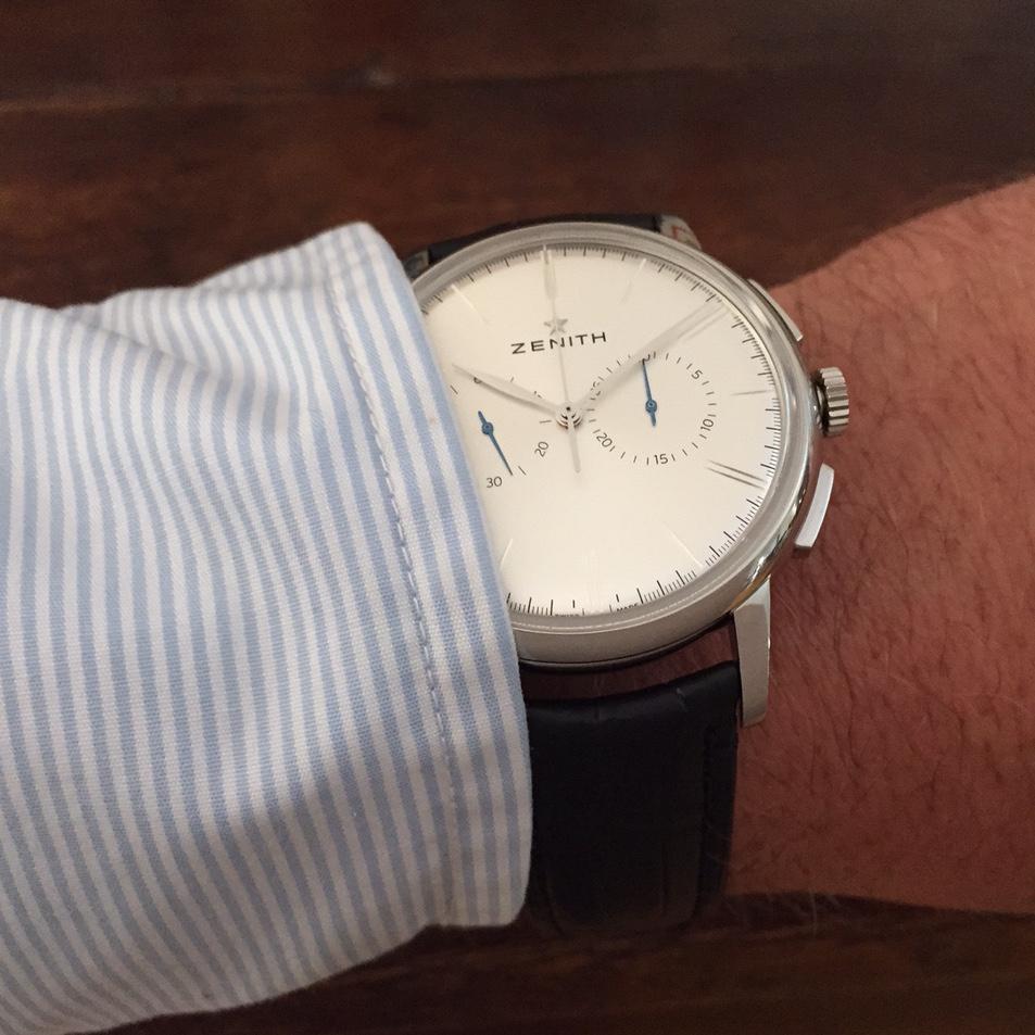 Review – Zenith Elite Chronograph Classic and Zenith Elite 6150