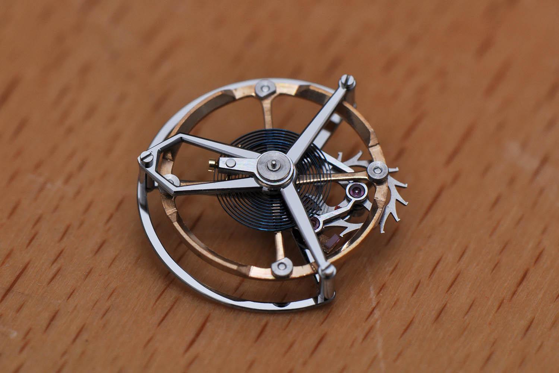 Kaj Korpela Timepiece No. 1 handmade tourbillon - 11