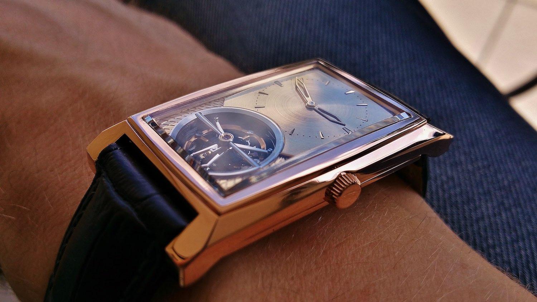 Kaj Korpela Timepiece No. 1 handmade tourbillon - 15