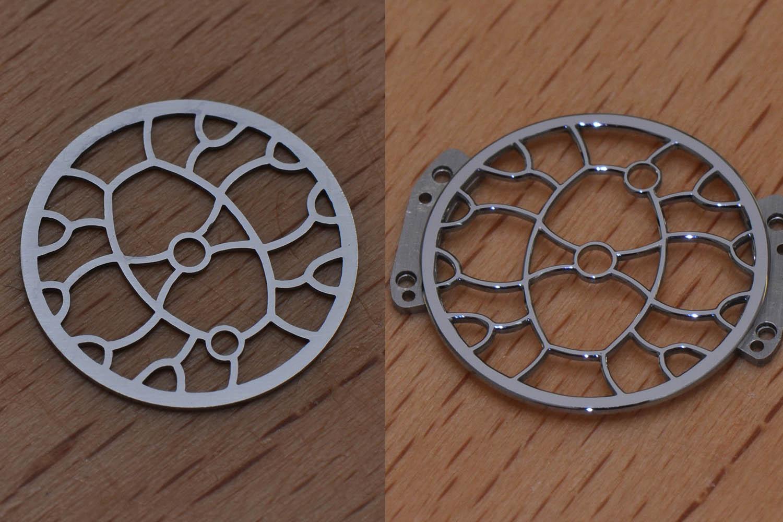 Kaj Korpela Timepiece No. 1 handmade tourbillon - 6
