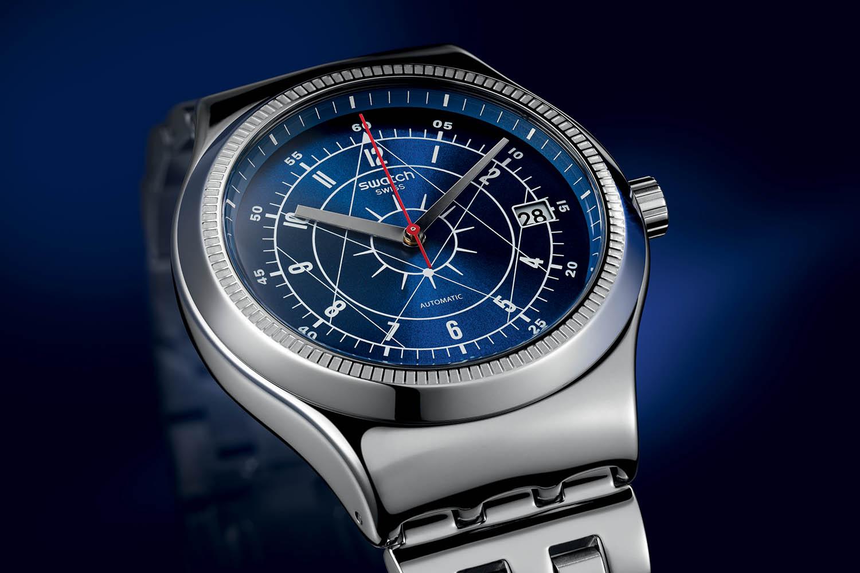 Swatch Sistem51 Irony Steel