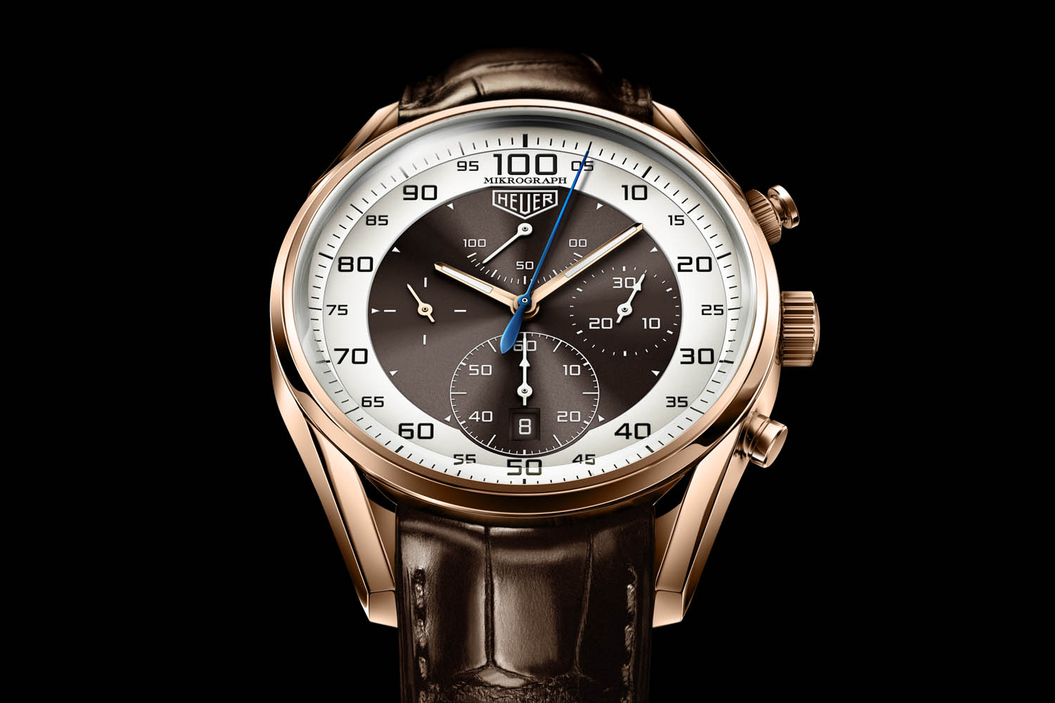 Tag heuer Mikrograph 2011