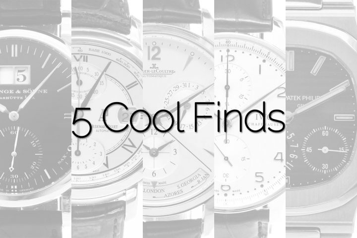 5 Cool Finds Chronext