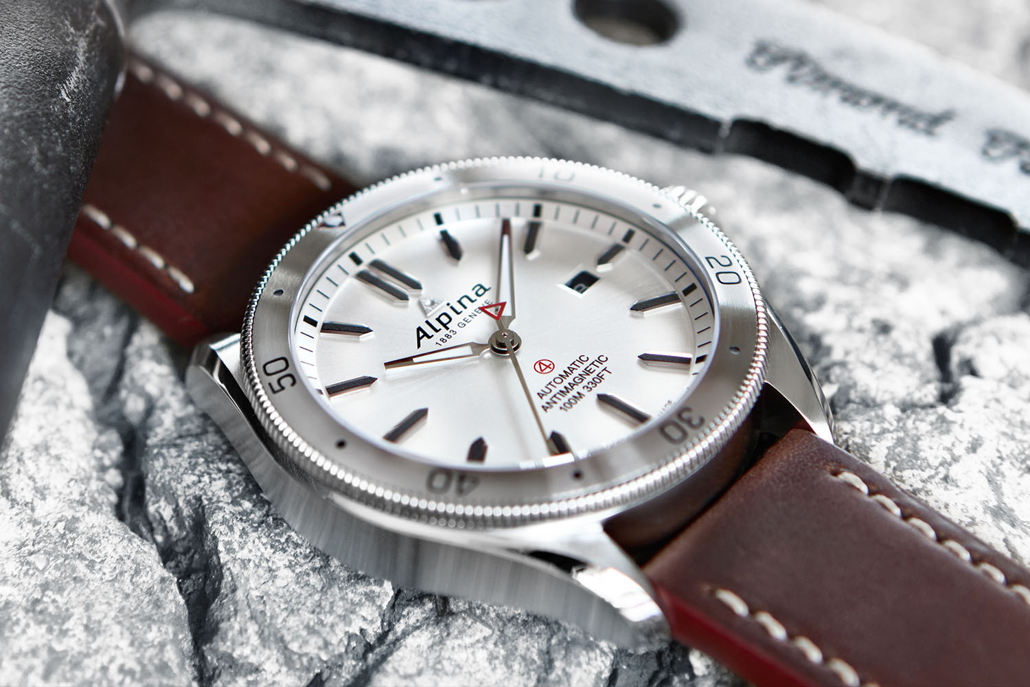 Value Proposition Alpina Adds A GMT Business Timer And An - Alpina gmt