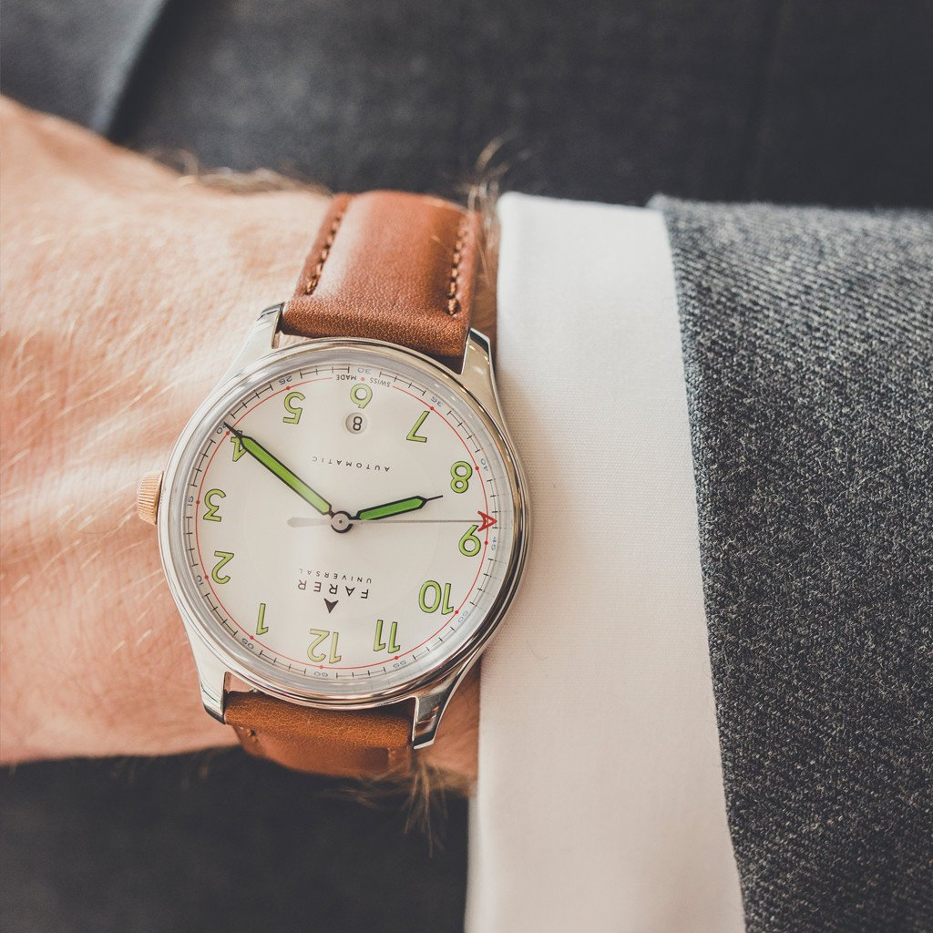 Farer Automatic Watches - British Design X Swiss Made