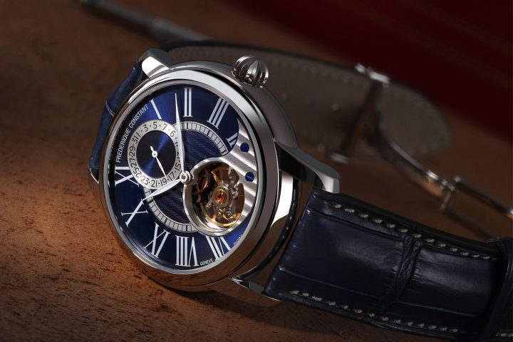 Frederique Constant HeartBeat Date by Hand 2016