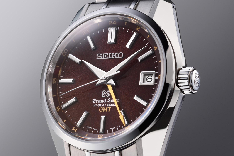 GMT: 3 New Grand Seiko Hi-Beat 36000 GMT