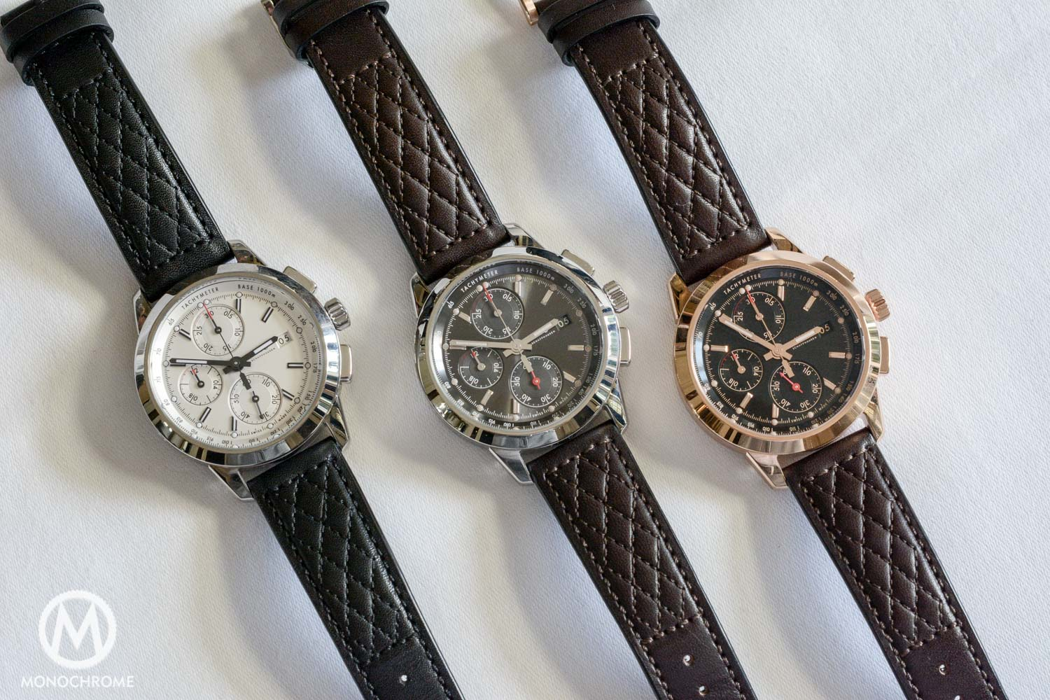 IWC Ingenieur Chronograph Vintage Editions