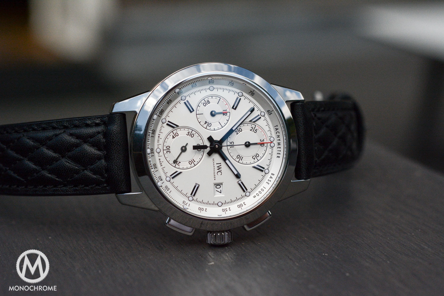 IWC Ingenieur Chronograph Edition W 125