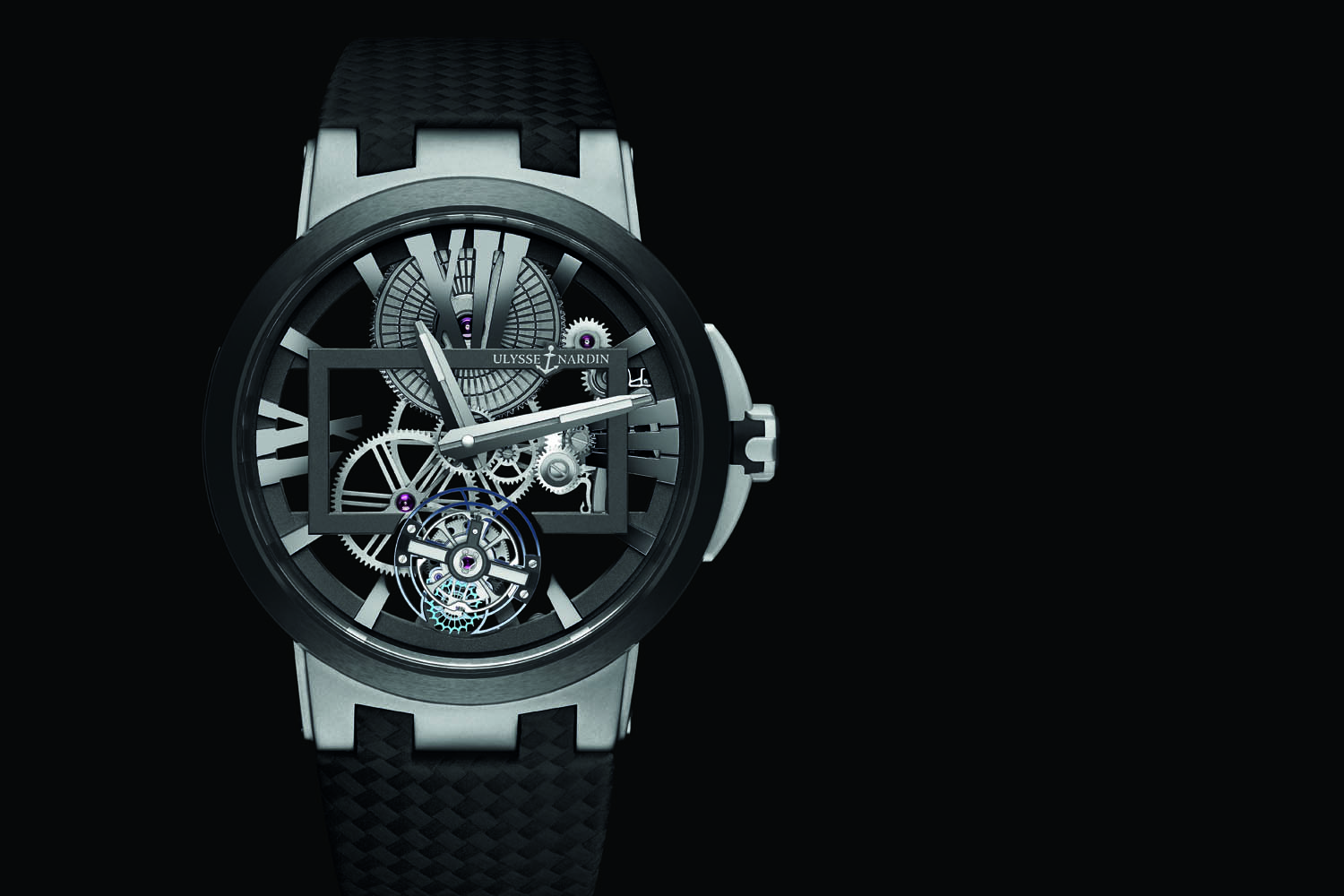 Ulysse Nardin Executive Skeleton Tourbillon