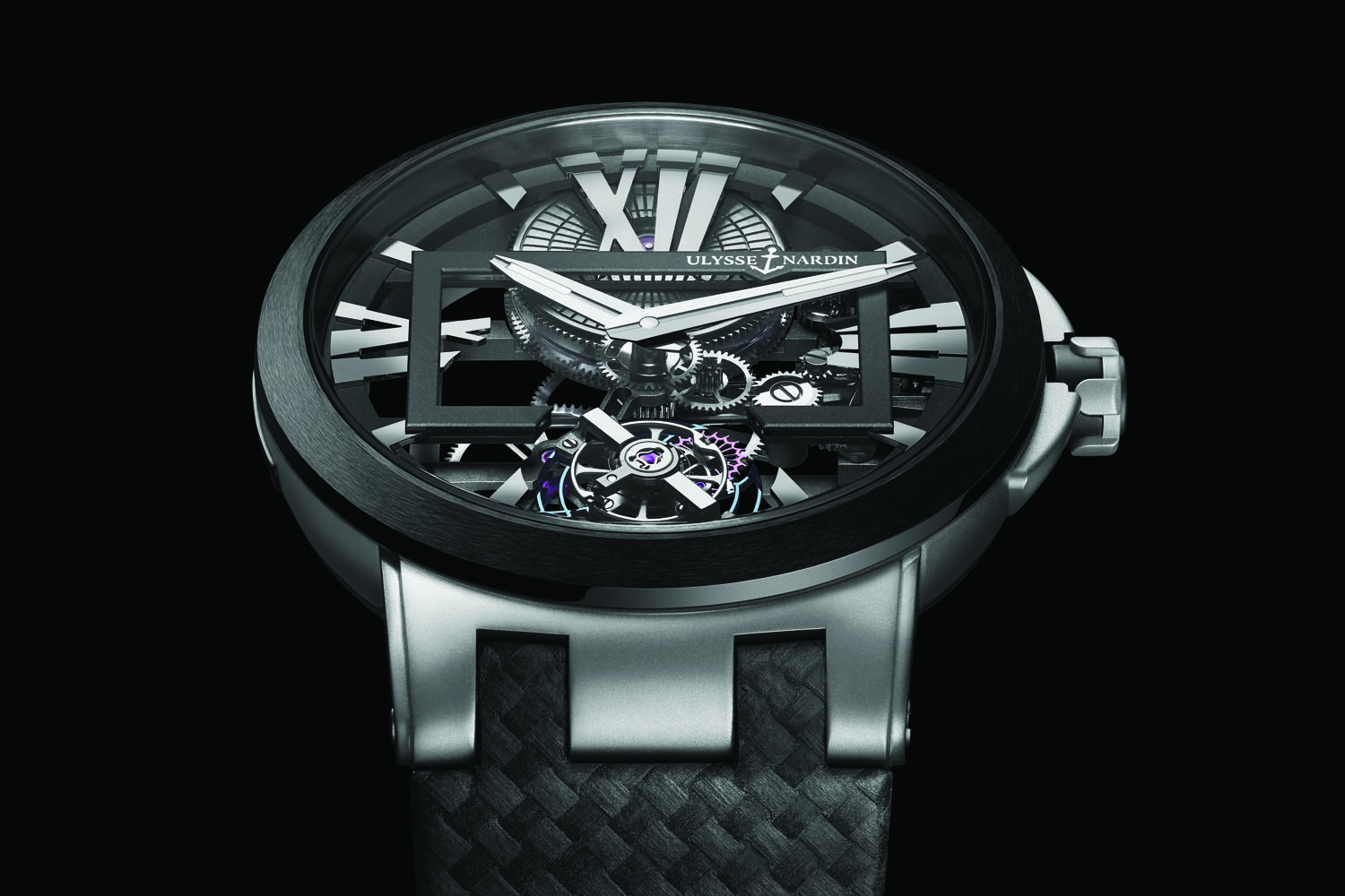 Ulysse Nardin Executive Skeleton Tourbillon replica watch