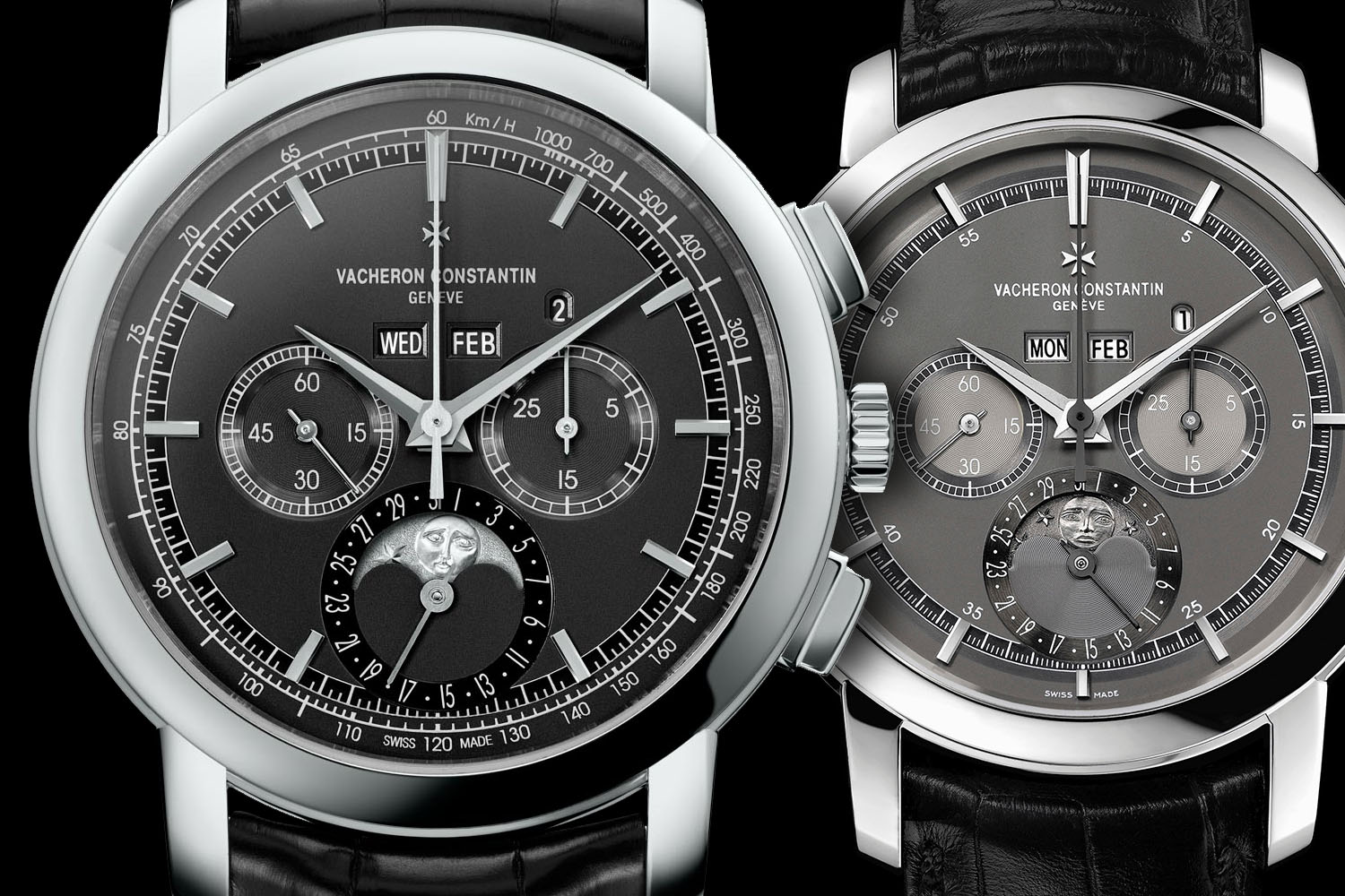 Perpetual Calendar Chronograph : Introducing the revamped vacheron constantin