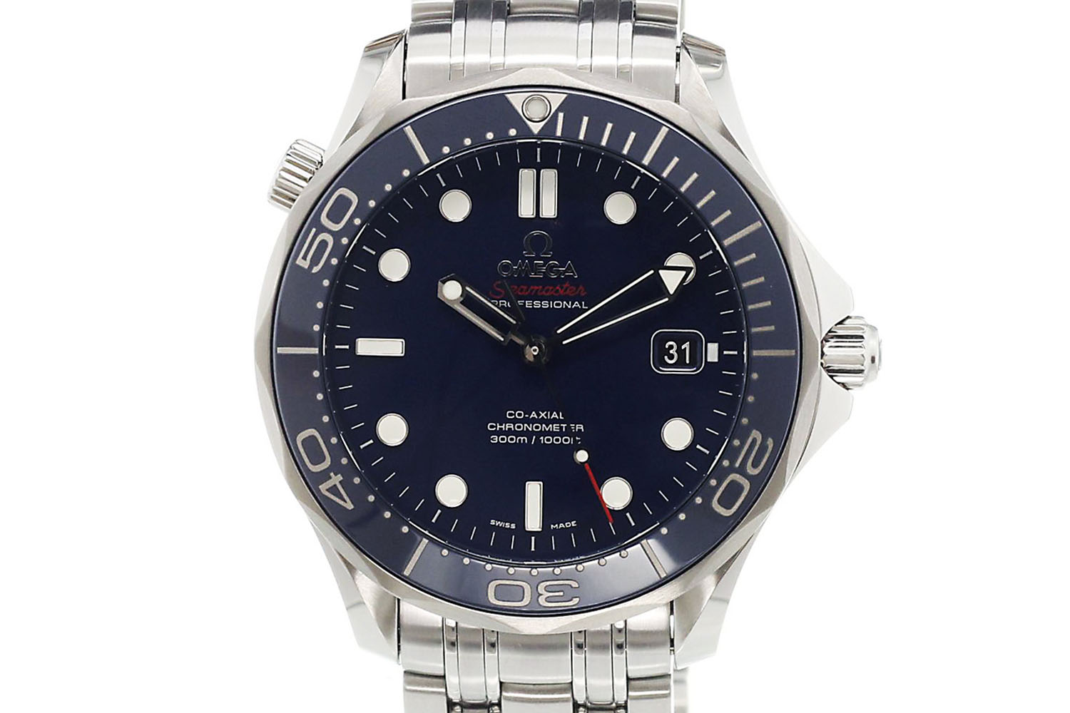 5 Cool Finds Chronext - 5 Essential Dive Watches - Omega Seamaster Diver 300m