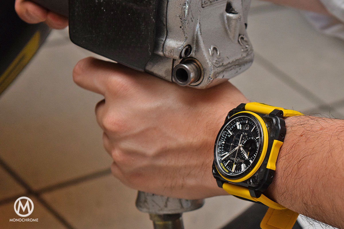 Bell and Ross BR-X1 RS16