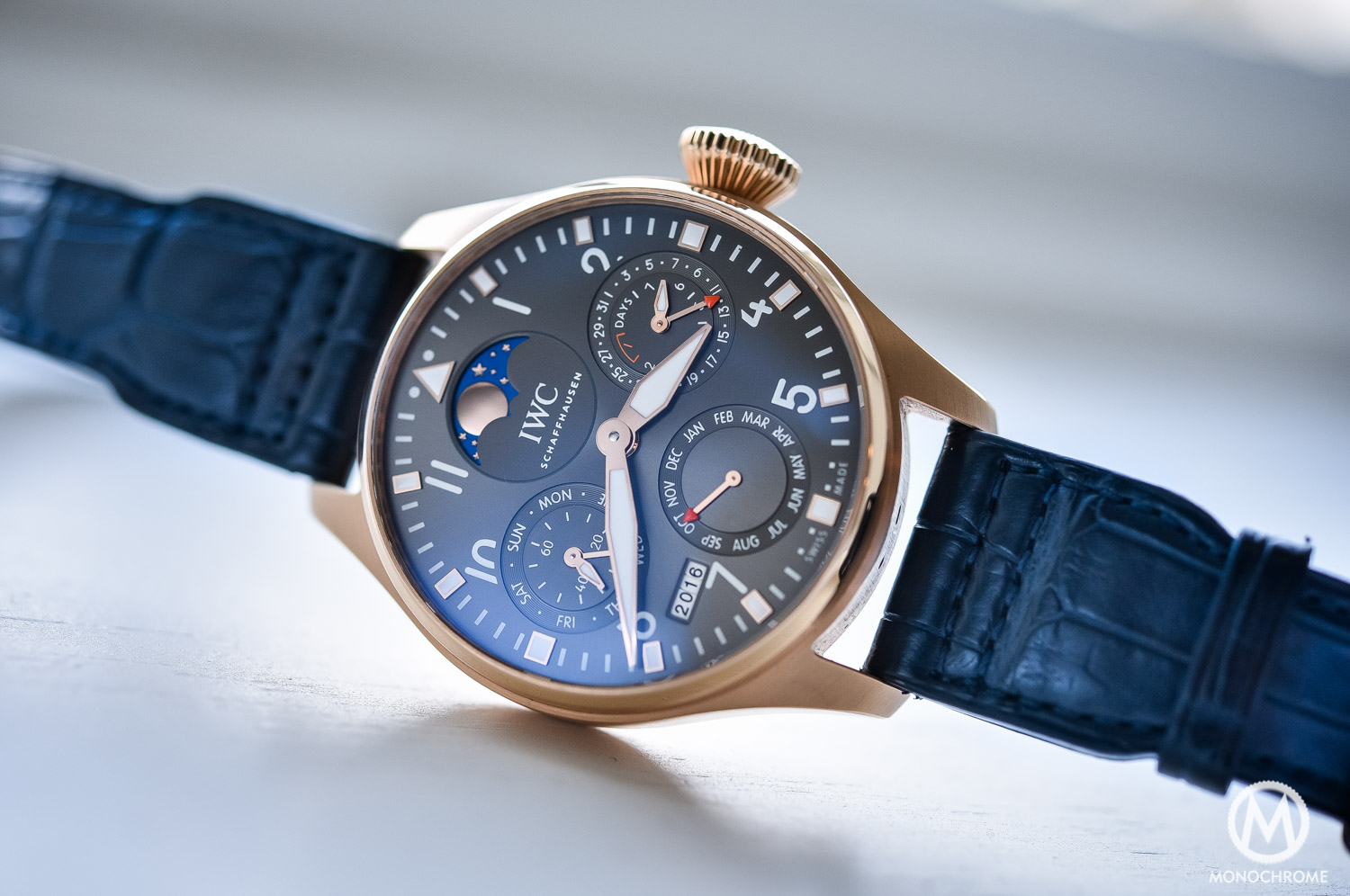 "IWC Big Pilot's Watch Perpetual Calendar Edition ""A Tribute to the 1st IWC Pilot's Watch"""