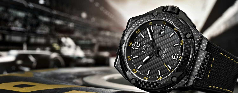 Watches and Formula 1 – Episode 3 - Mercedes AMG & IWC Schaffhausen.