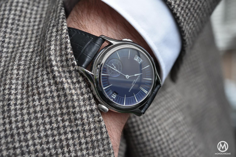 Hands-on Review – The Laurent Ferrier Galet Traveller, when Haute Horlogerie meets ease of use