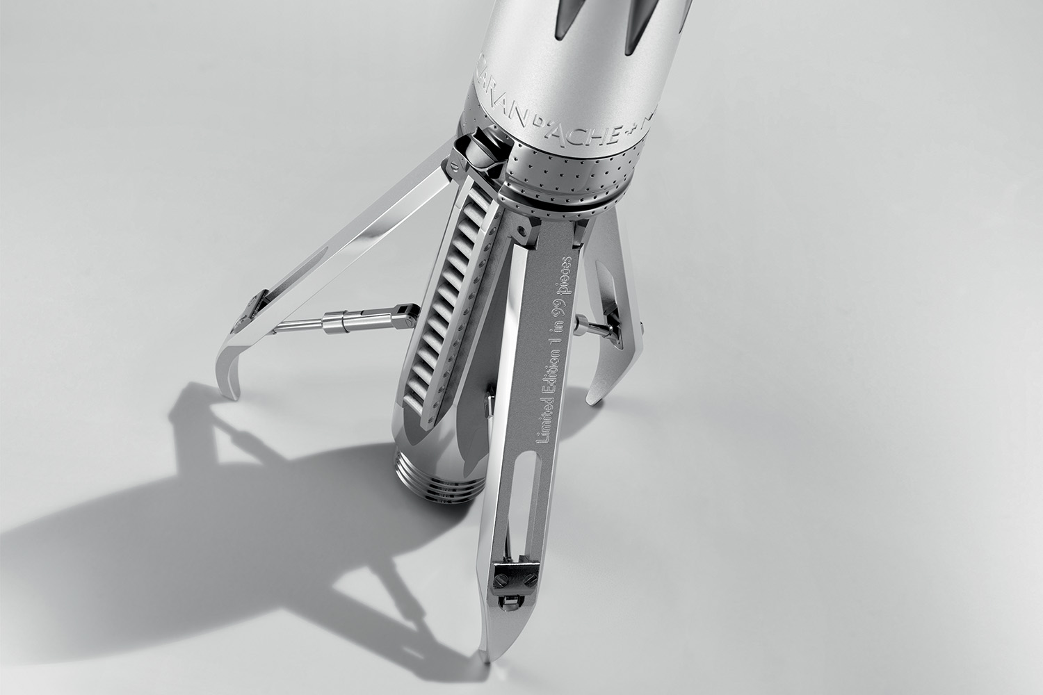 Our take on Astrograph, MB&F X Caran d'Ache Collaboration Pen – Get Ready For Take Off