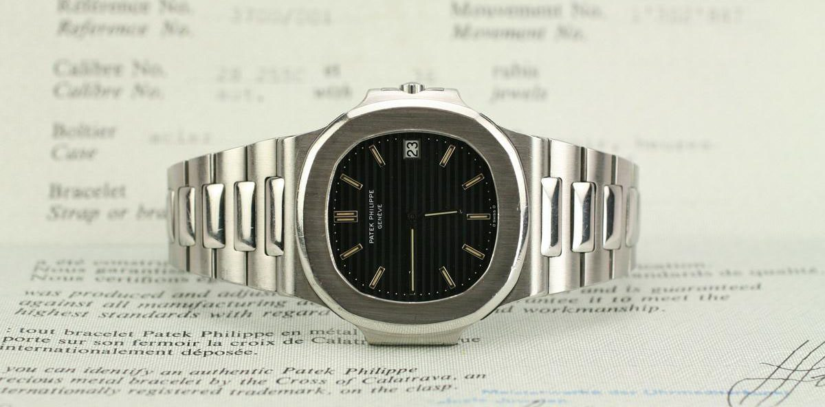 History of the Patek Philippe Nautilus