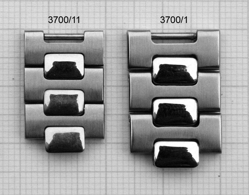 Patek Philippe Nautilus 3700-01a vs 3700-11a bracelet - patek philippe nautilus history