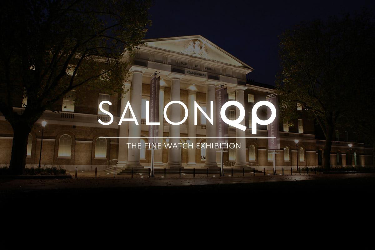 SalonQP 2016 London Watch Exhibition 3-5 November 2016