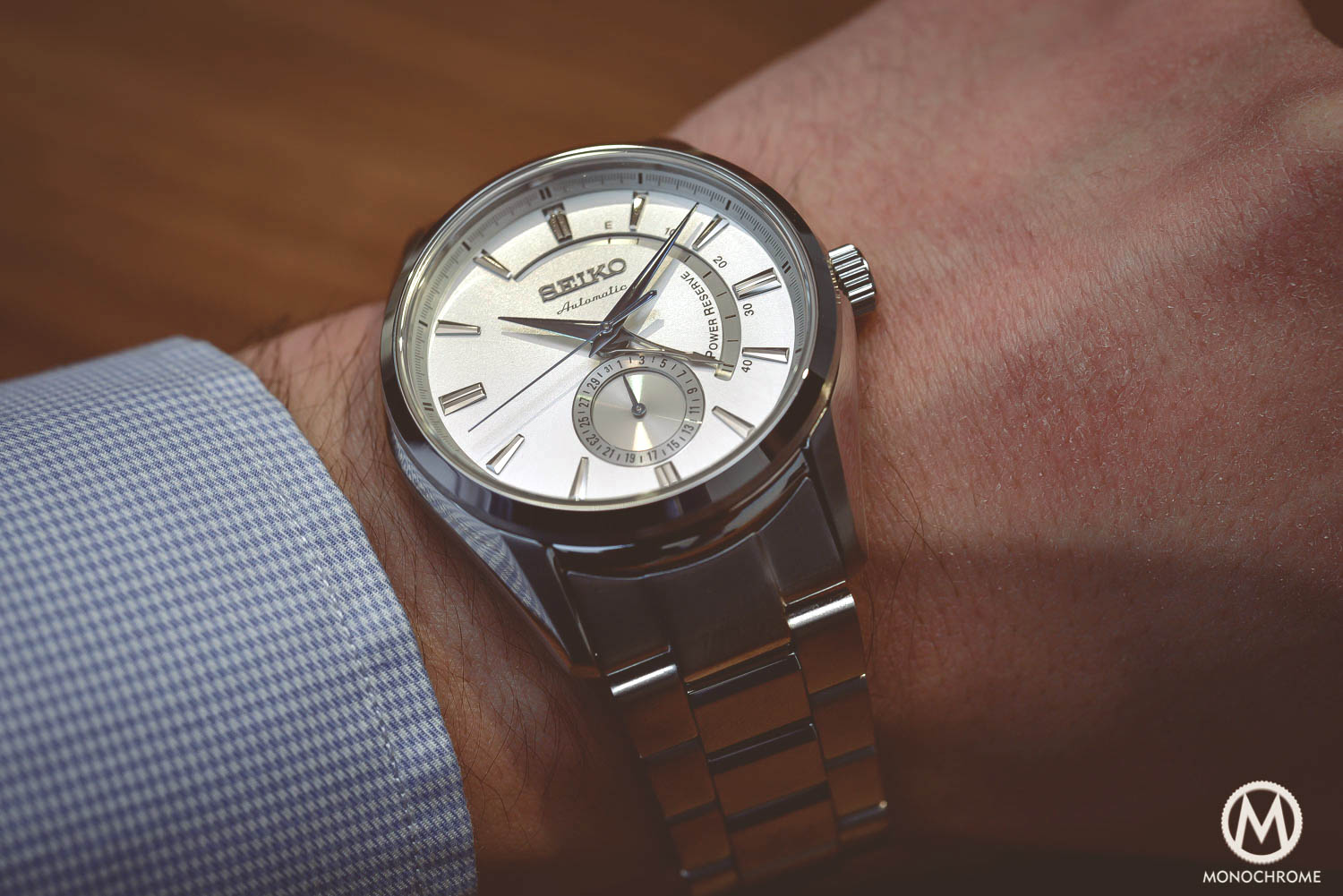 Hands-On – Seiko Presage SSA303J1, a Value-Prop that screams quality