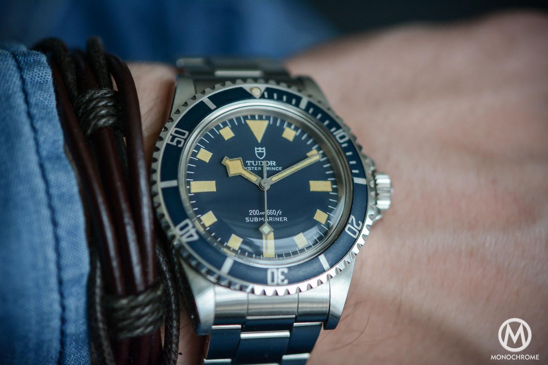 Tudor Black Bay Black >> Tudor and its Heritage - How the Vintage Submariners inspired the Tudor Black Bay - Monochrome ...