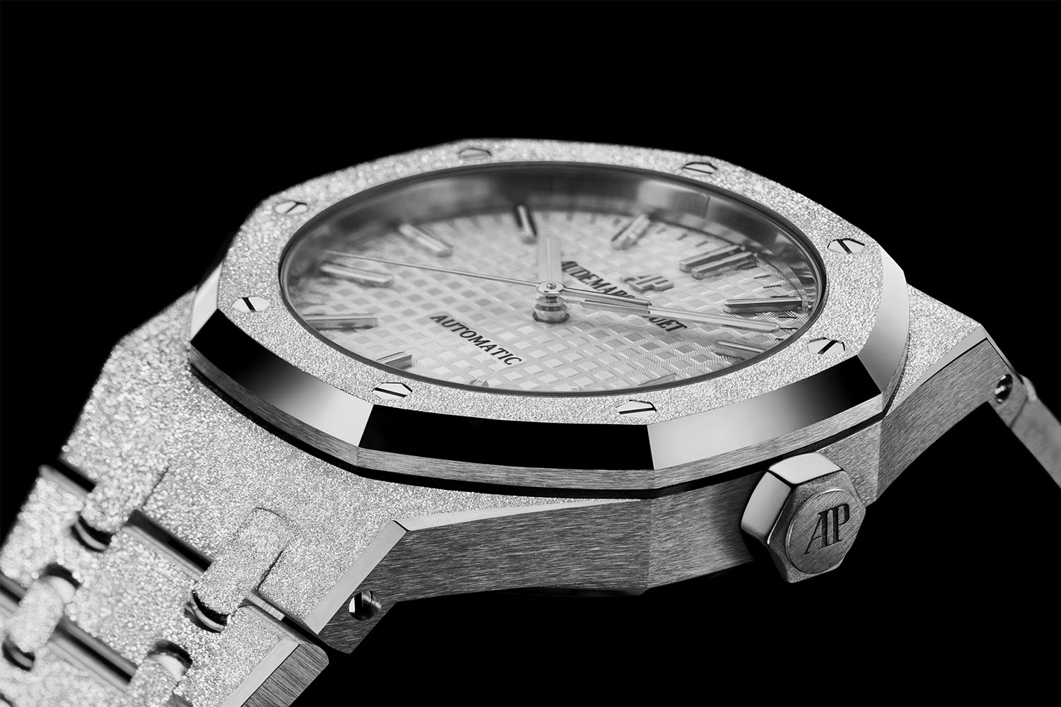 Audemars Piguet Royal Oak Frosted Gold 37mm