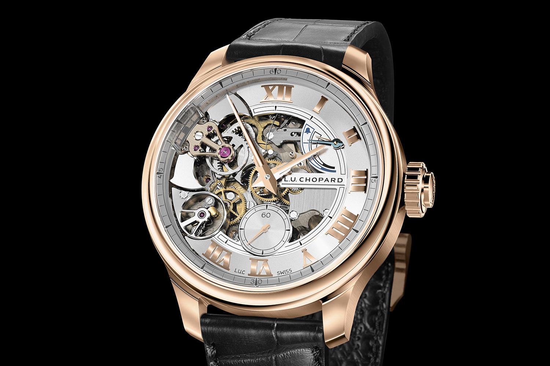 Chopard L.U.C Full Strike watch replica