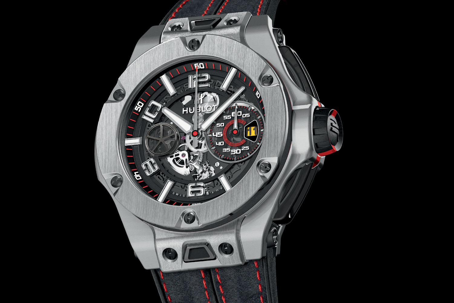 Hublot Big Bang Ferrari Unico Chronograph 2016 Editions