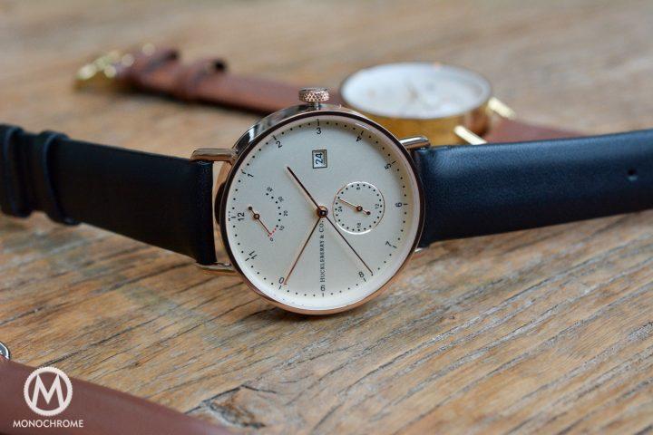 Huckleberry & Co Atticus Watch - Kickstarter