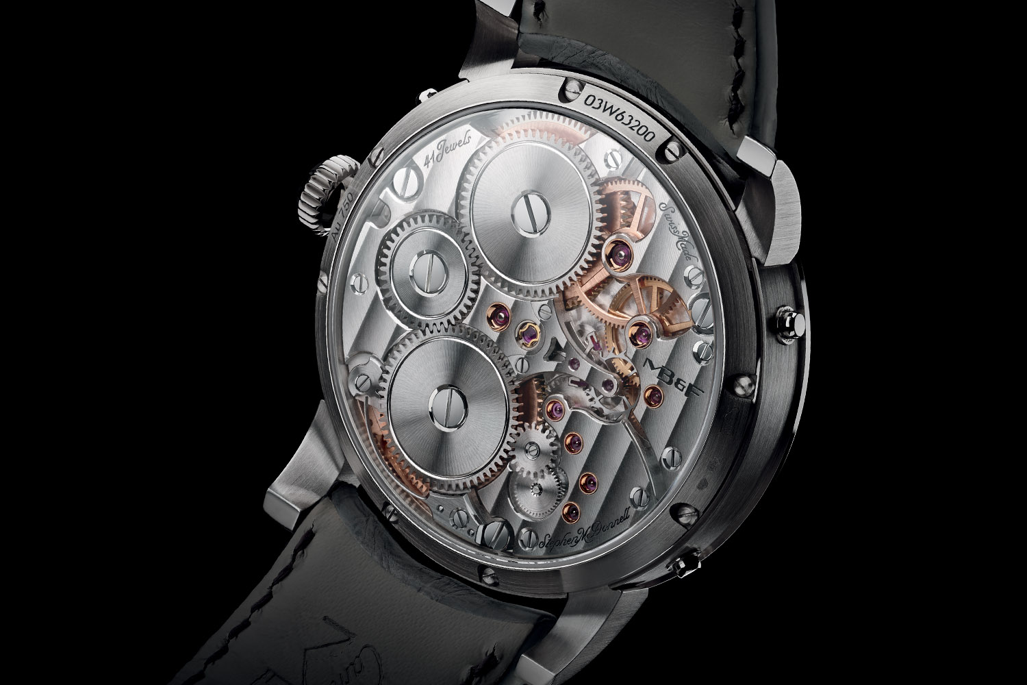 Legacy Machine Perpetual White Gold