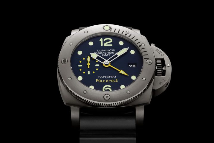 Panerai Luminor Submersible 1950 3 Days GMT