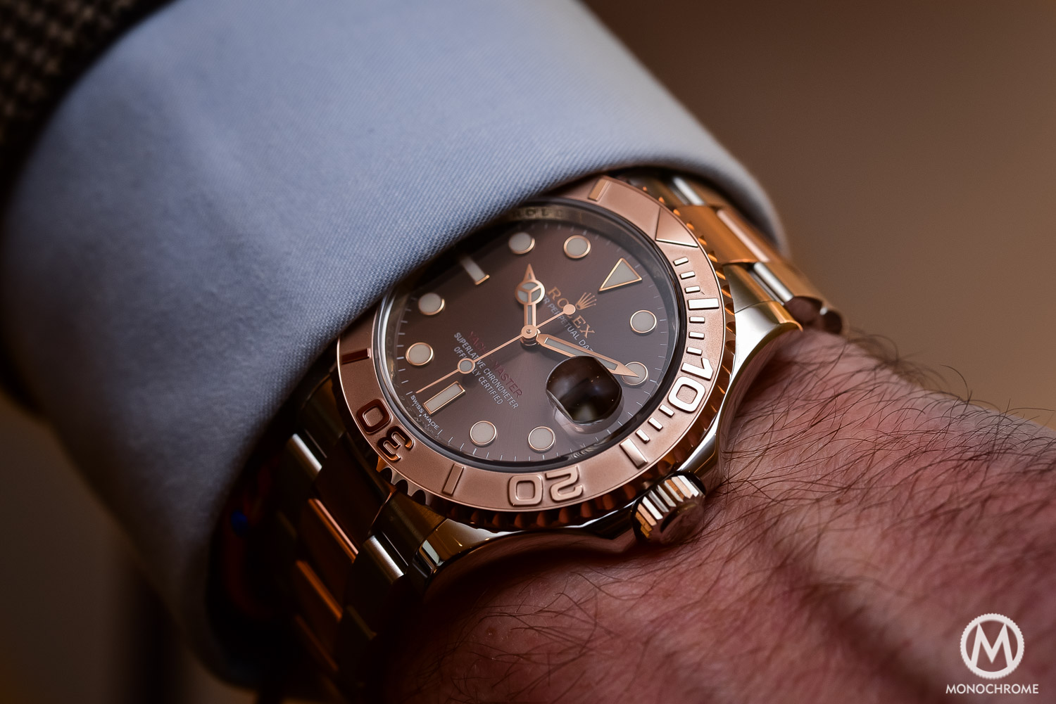 Rolex Yacht-Master 116621 40mm Two-Tone (Review, Specs ...