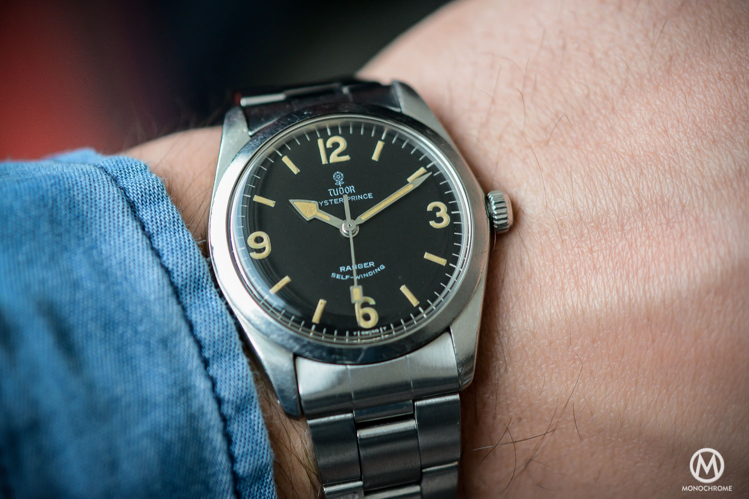 Tudor and its Heritage – The old and new Tudor Ranger face to face