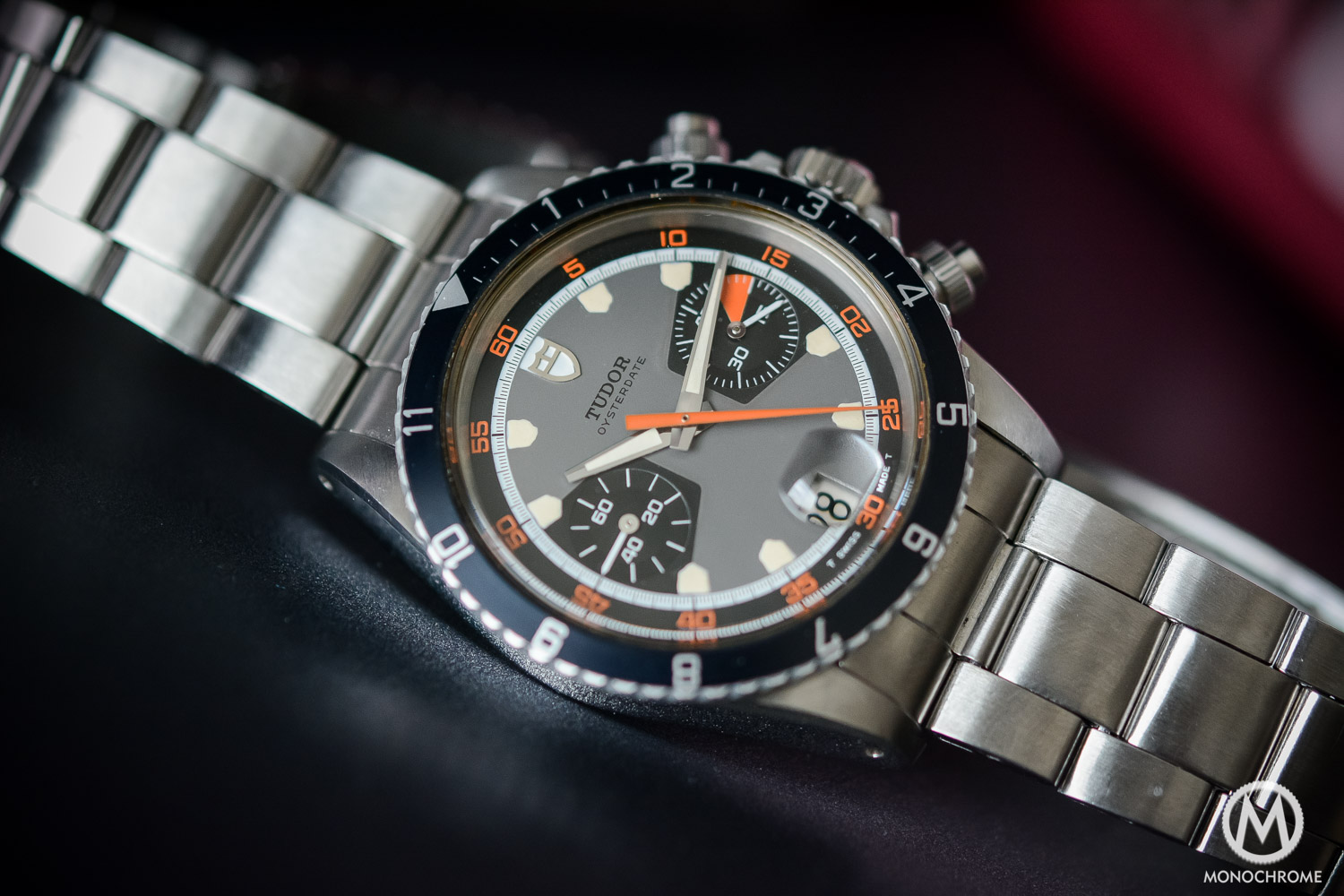 Tudor and its Heritage – The 1970s Chronographs and the Tudor Heritage Chrono